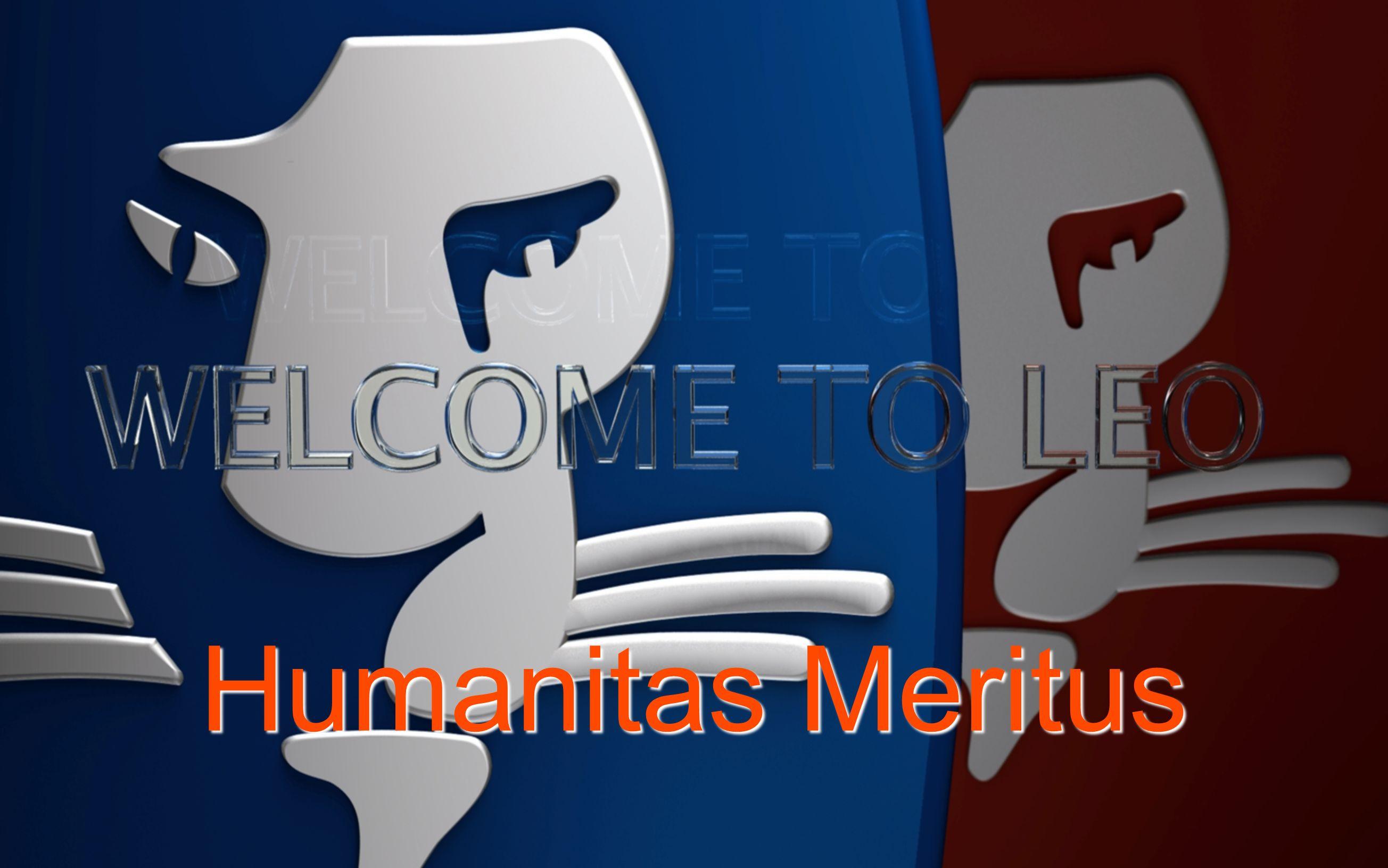 Humanitas Meritus