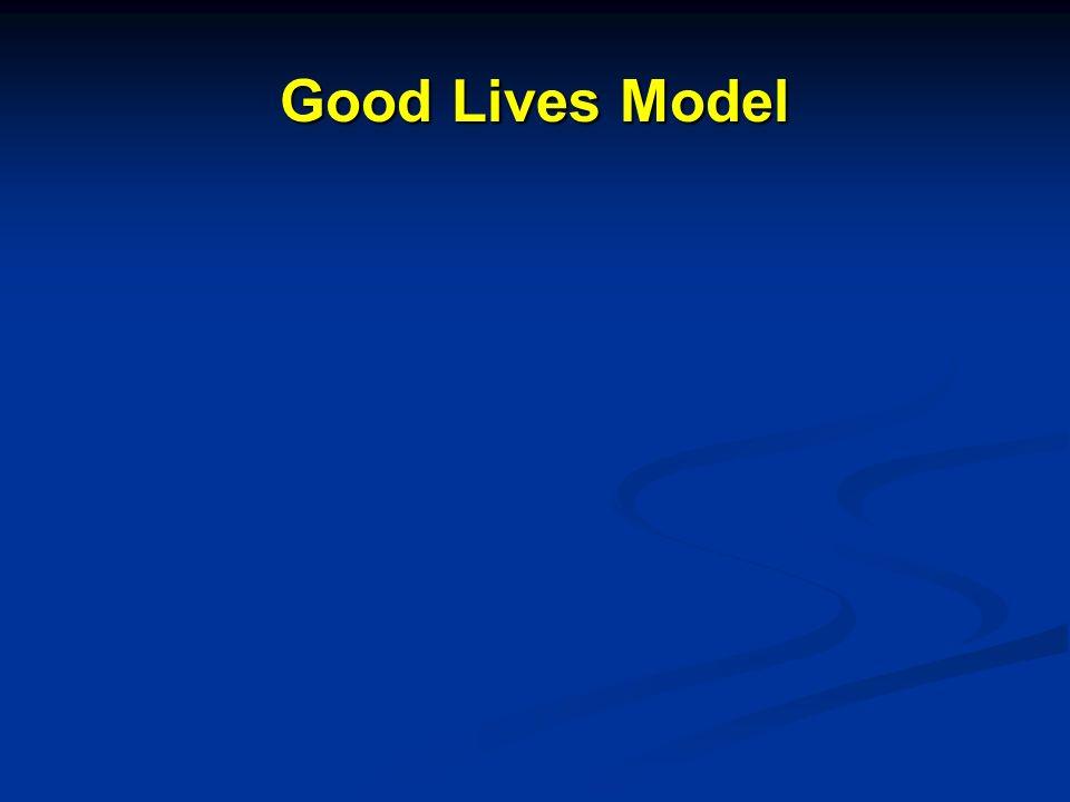 Good Lives Model