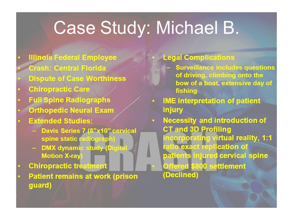 Case Study: Michael B.