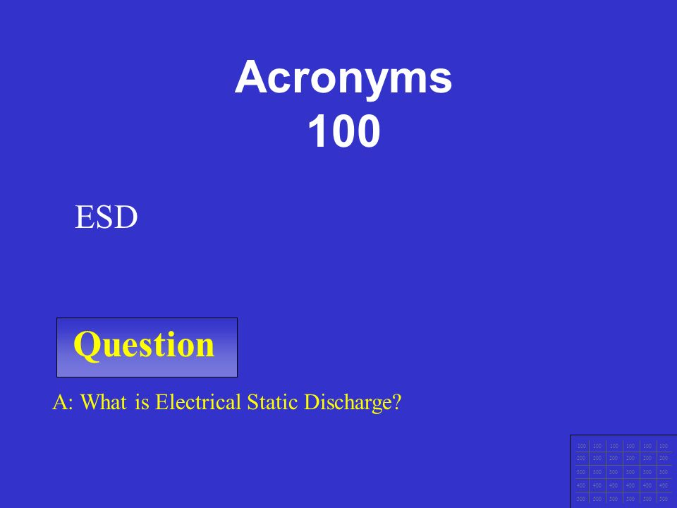 IT Ess I v.4x Chapter 1 Question 100 200 300 400 500 A: What is potential.