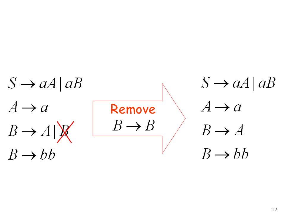 12 Remove