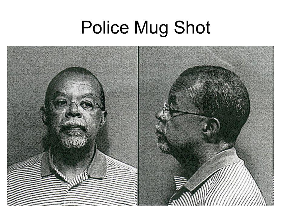 Police Mug Shot