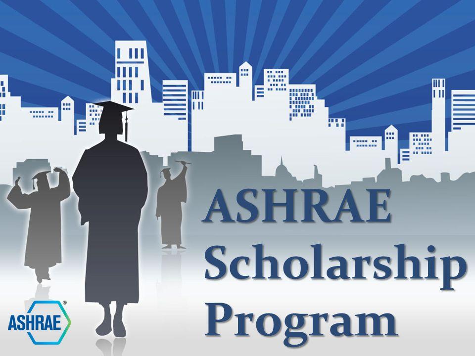 ASHRAE Scholarship Program