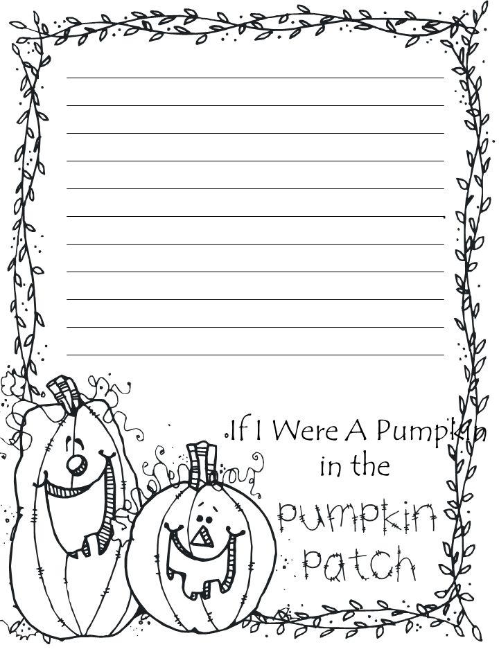 If I Were A Pumpkin in the