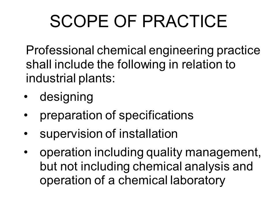 18.prescribe guidelines and criteria on the Continuing Professional Education (CPE) program for chemical engineers in consultation with the integrated and accredited chemical engineering organizations 19.perform such other functions as may be necessary in order to implement the provisions of this Act Powers & Duties Of The Regulatory Board