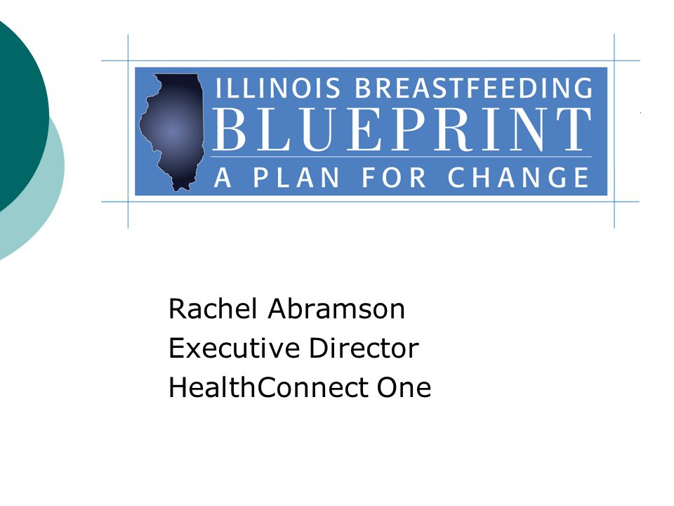 Rachel Abramson Executive Director HealthConnect One