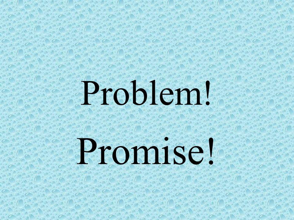 Problem! Promise!