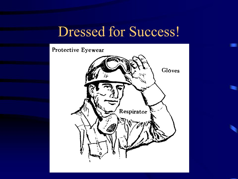 Recap PPE is only considered effective if it prevents the contaminant from reaching the worker Respirators should not be worn by workers unless they h
