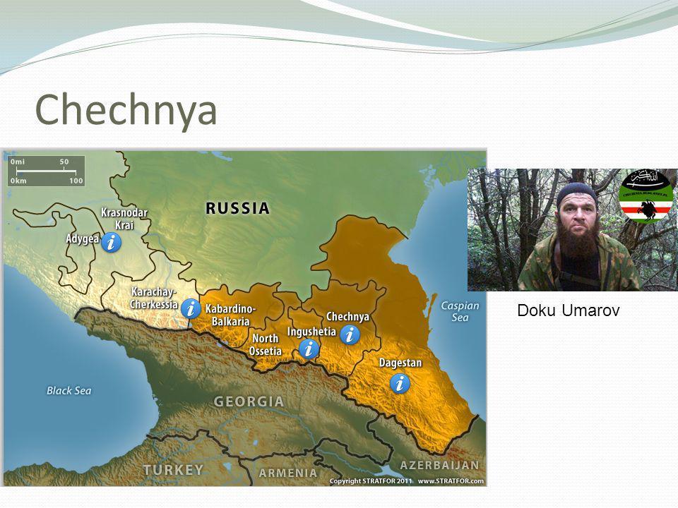 Chechnya Doku Umarov