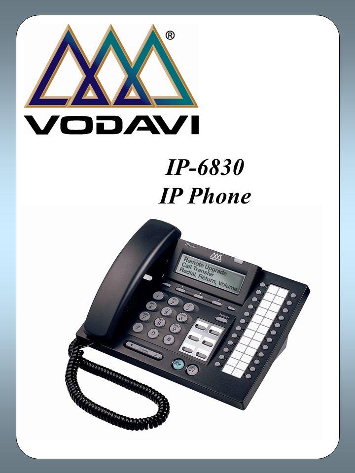 IP-6830 IP Phone