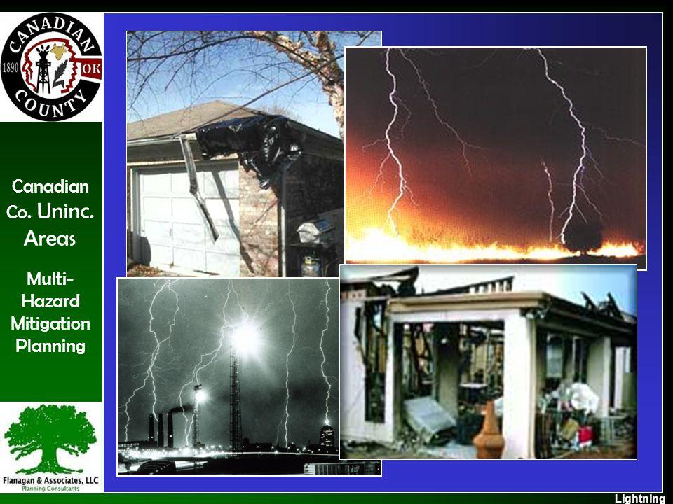 Canadian Co. Uninc. Areas Multi- Hazard Mitigation Planning