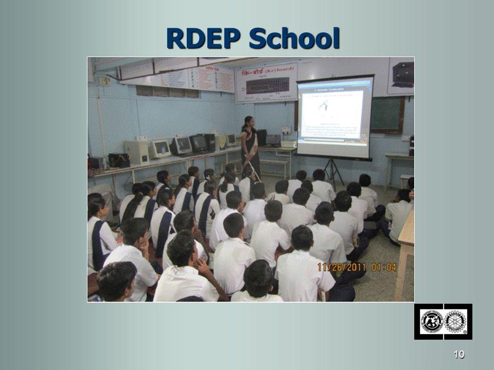 RDEP School 10