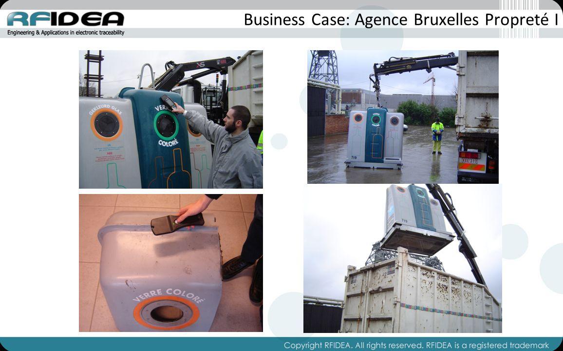 Business Case: Agence Bruxelles Propreté I