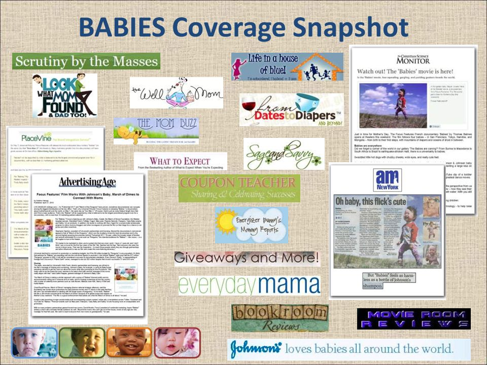 5 BABIES Coverage
