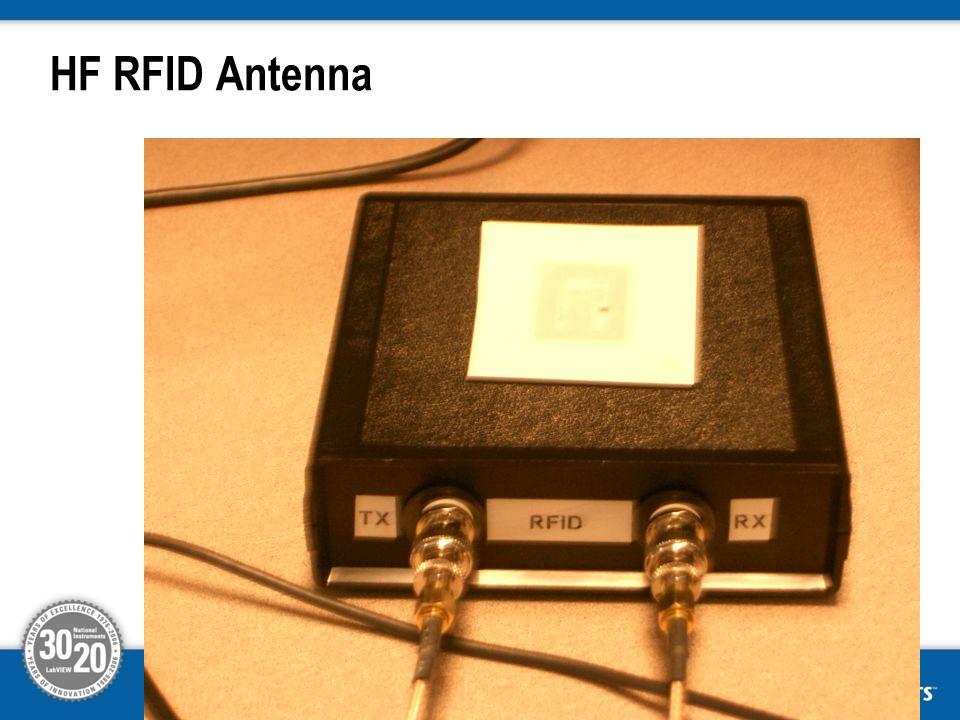 HF RFID Antenna