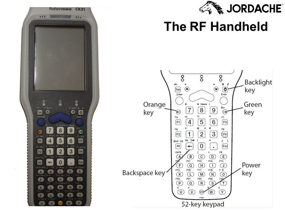 The RF Handheld