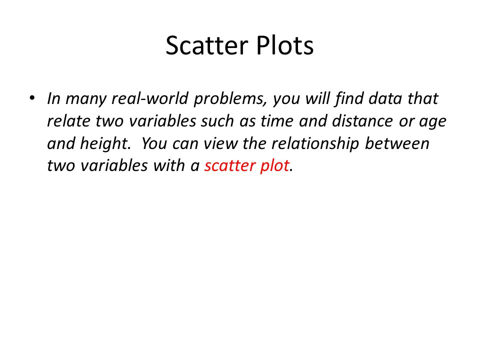Scatter Plots Now, select stat plot by selecting the blue 2 nd key and the y = key.