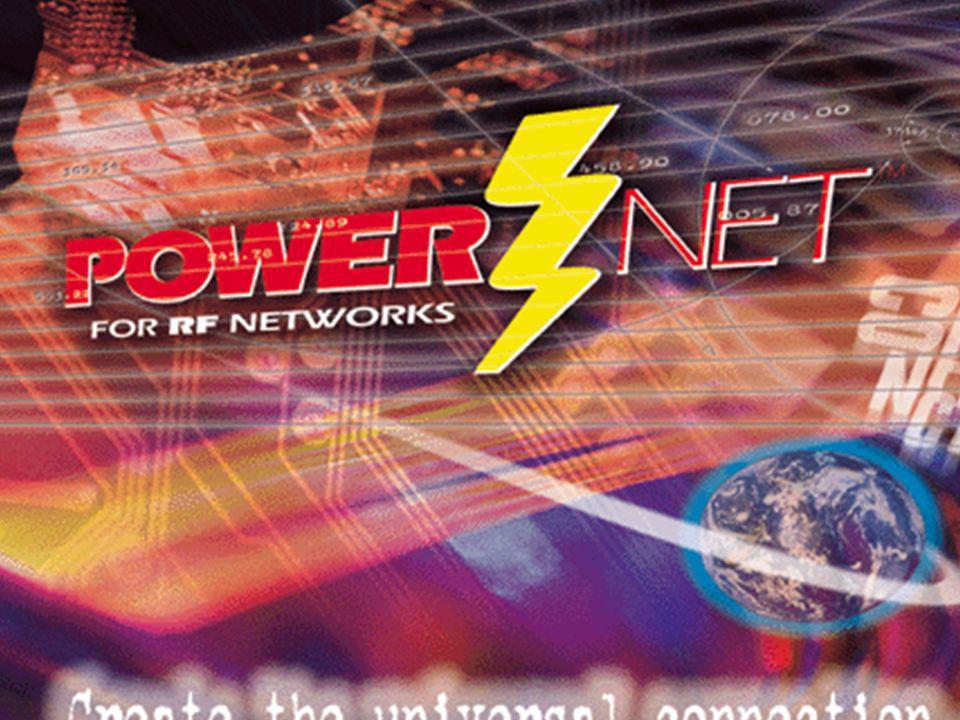 1 POWER Net PowerNet TITLE Screen