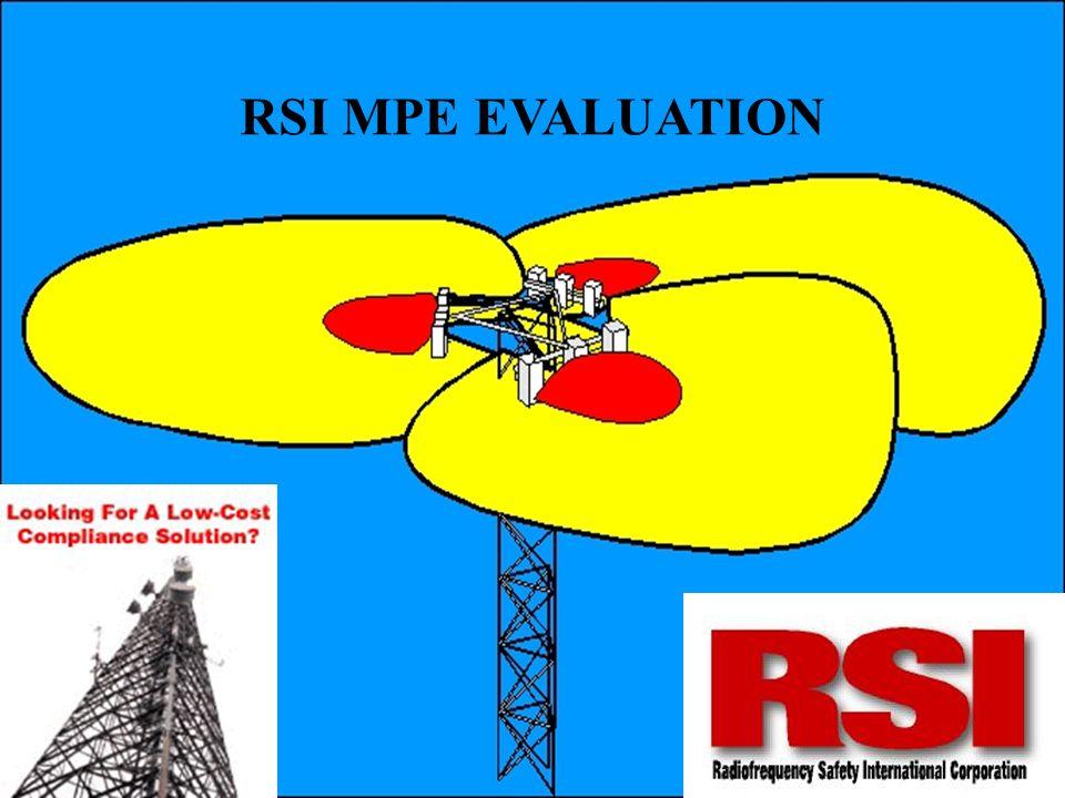 RSI MPE EVALUATION