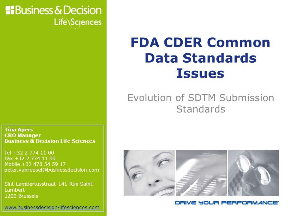 Traceability SDTM and ADaM ADaM define.xml