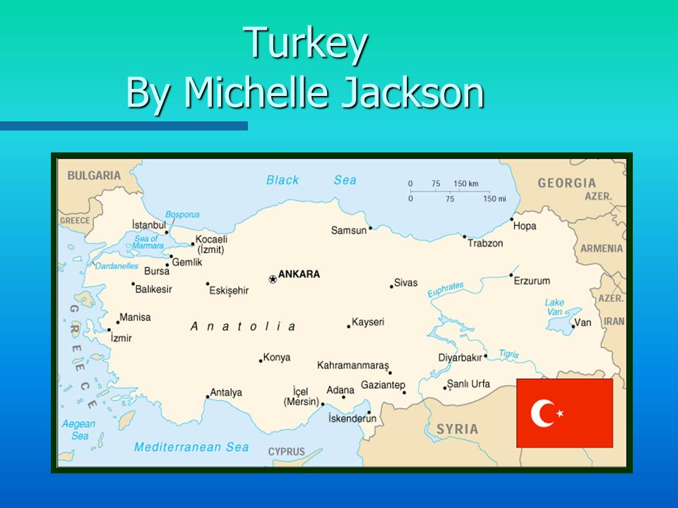 Turkey By Michelle Jackson