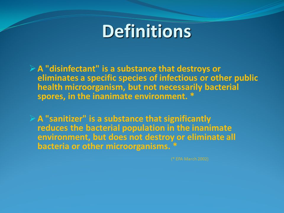 Definitions A