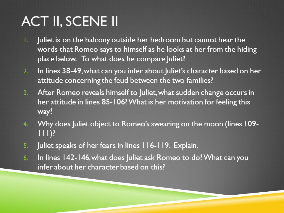 Examples Of Hyperbole In Romeo And Juliet Images Example Cover