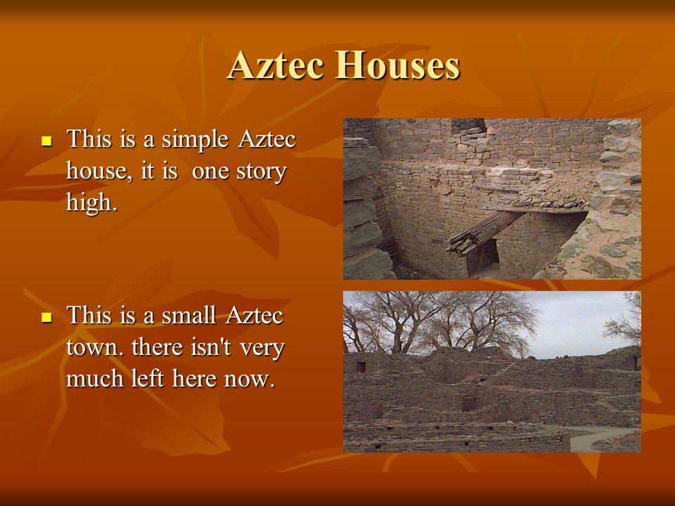 The Aztec Temples Aztecs built large temples hauling thousand of large stones by hand. Aztecs built large temples hauling thousand of large stones by