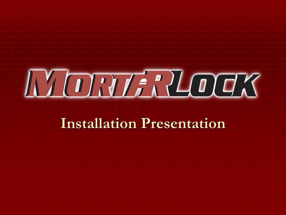 Installation Presentation