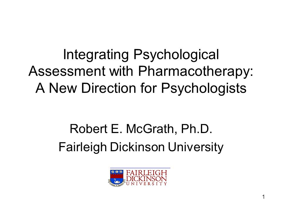 12 Conclusions Prescriptions are a medical issue; prescribing is an interpersonal one Psychologists use of assessment can potentially improve adherence (and therefore, it is hoped, outcomes) Psychologists understanding of humanistic and interpersonal principles can potentially improve adherence and outcomes