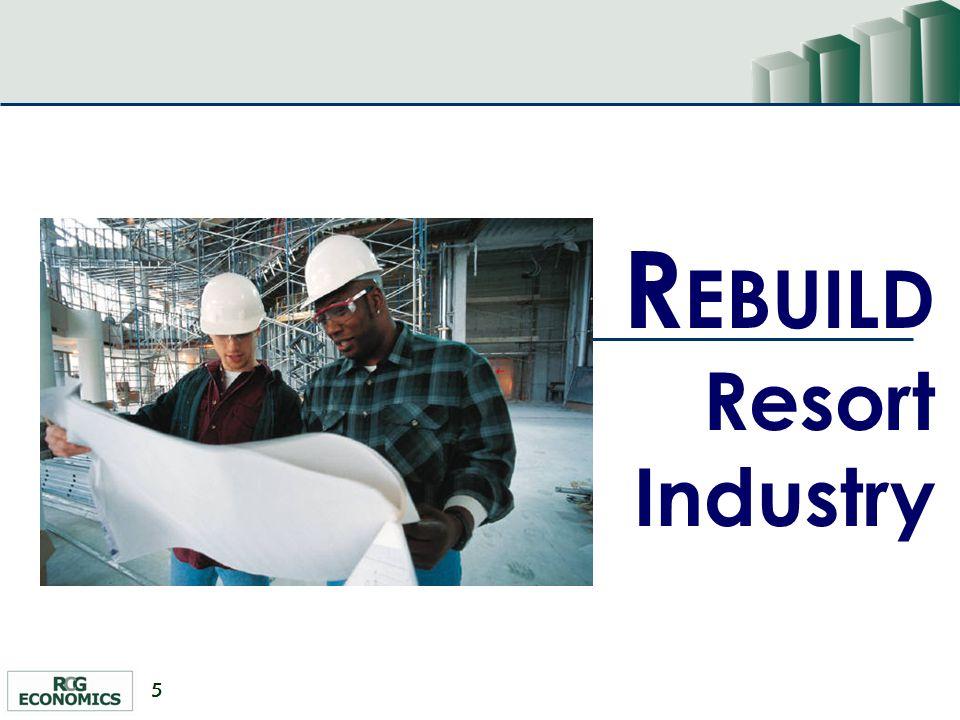 5 R EBUILD Resort Industry