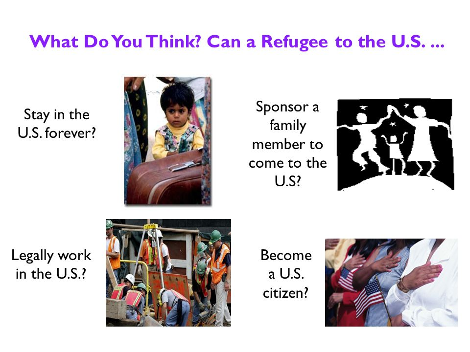 Q: What Phases Might A Refugee Go Through During His or Her Journey.