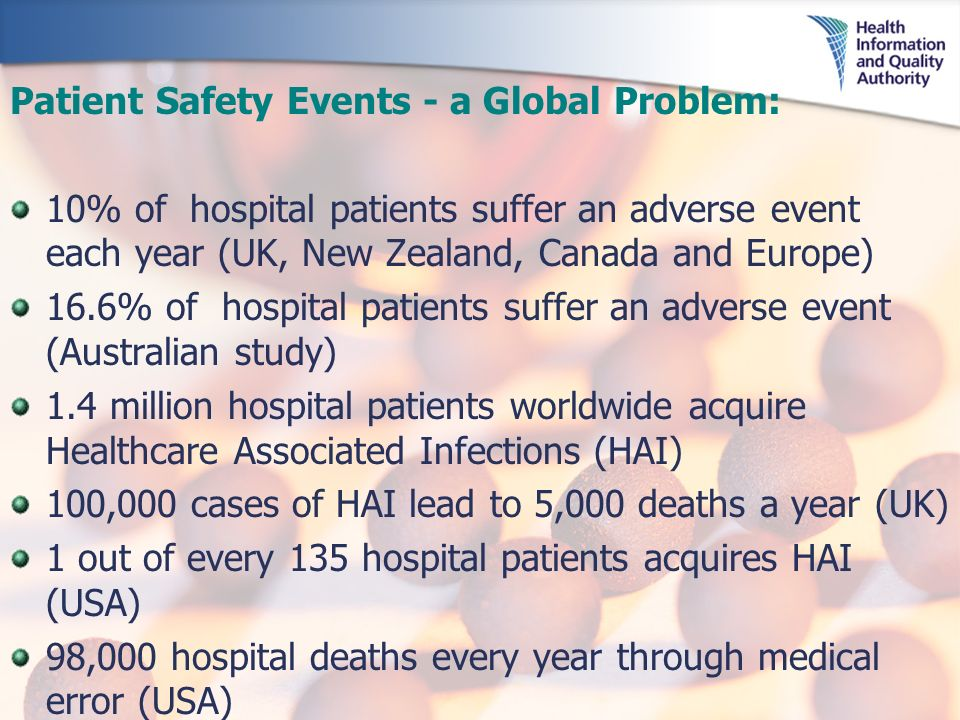 High Reliability Healthcare Systems