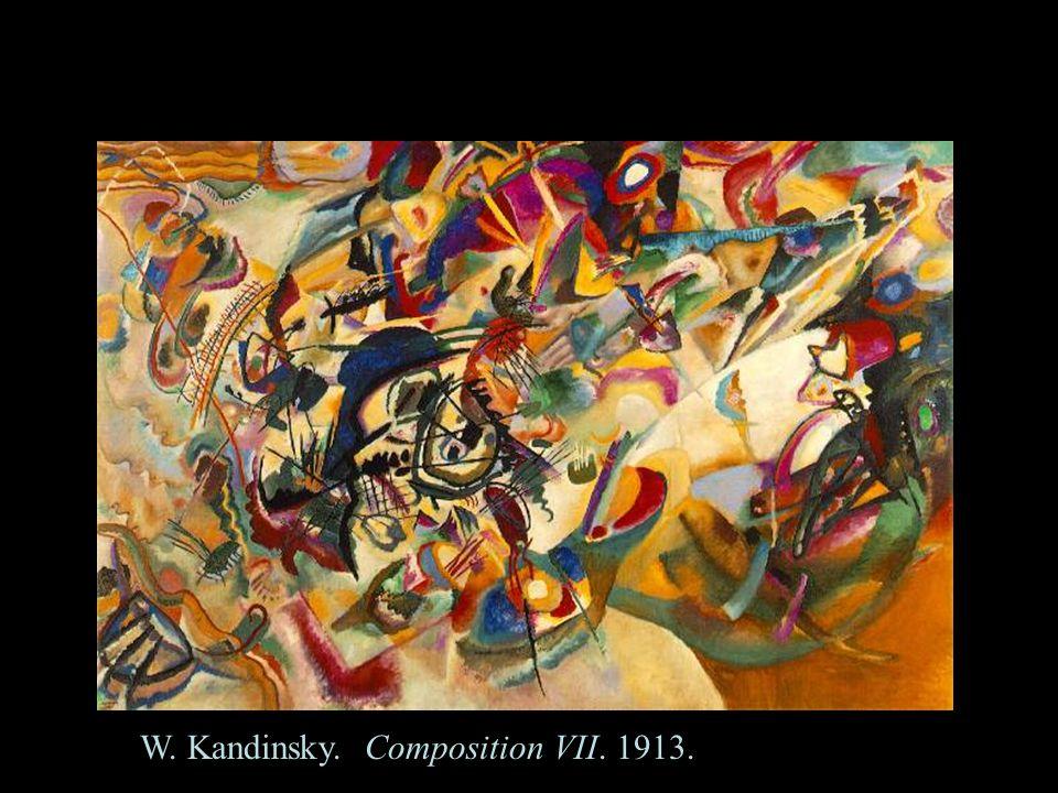 26 W. Kandinsky. Composition VII. 1913.