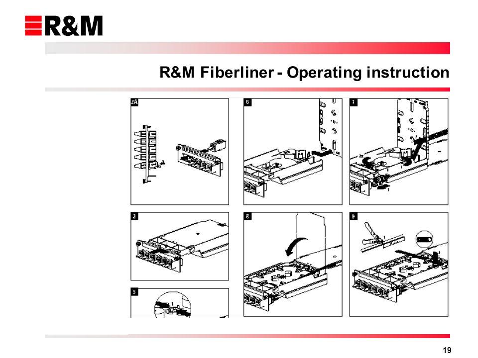 18 R&M Fiberliner - Competition