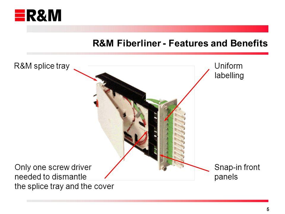 4 Integration into R&M 19 Foccos System