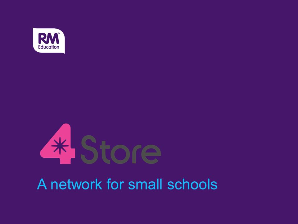 A network for small schools