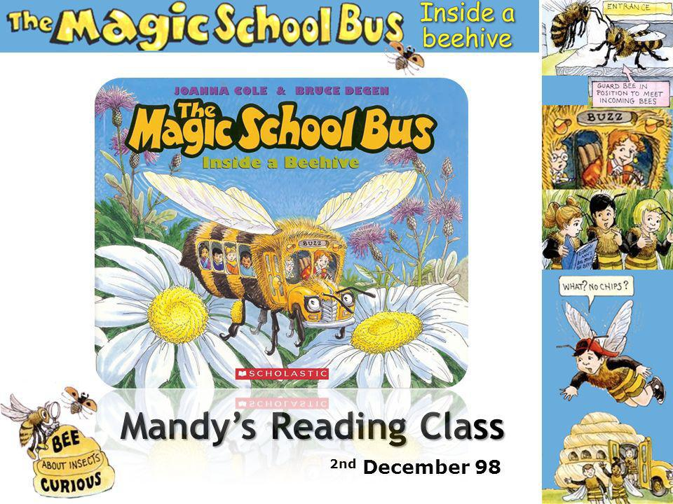 2nd December 98 Mandys Reading Class