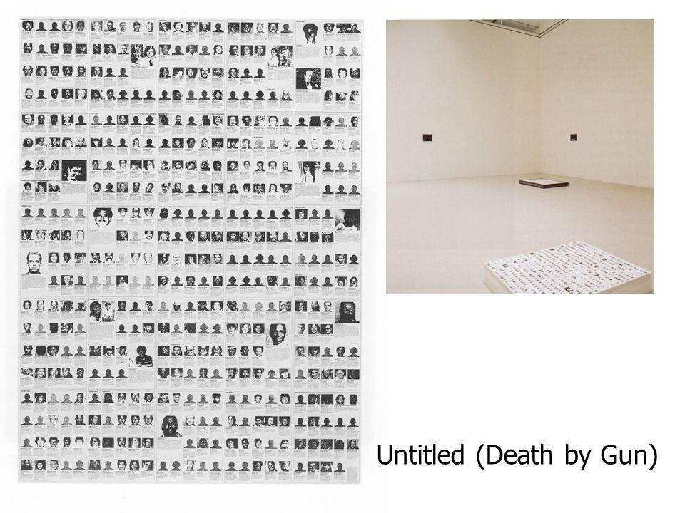 Untitled (Death by Gun)