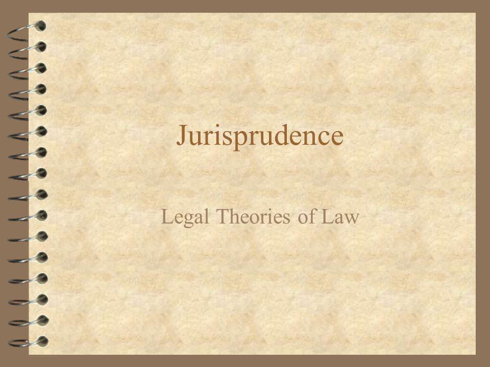 Jurisprudence Legal Theories of Law