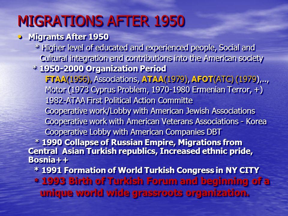 TÜRKİYEYE (GERİ) DÖNÜŞ 13 Kasim 1918de, İttifak Kuvvetlerinin Istanbulu ve Akdenizdeki diger Türk limanlarını işgal etmesi Amerikan Türk toplumunu şok