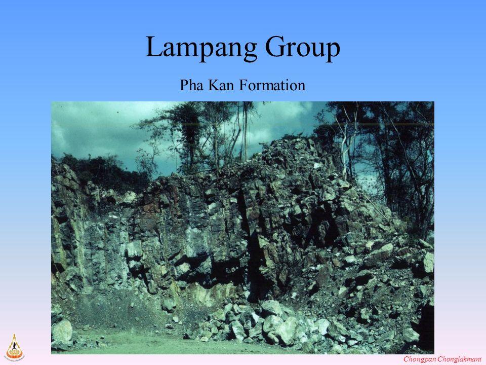 Chongpan Chonglakmani Lampang Group Pha Kan Formation