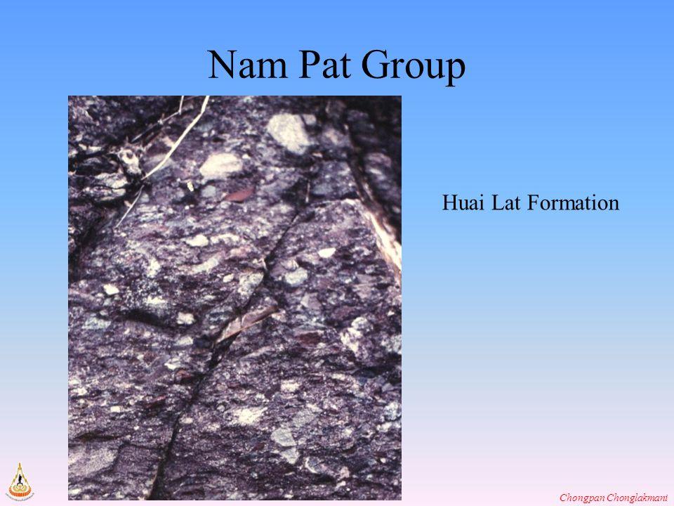 Chongpan Chonglakmani Nam Pat Group Huai Lat Formation
