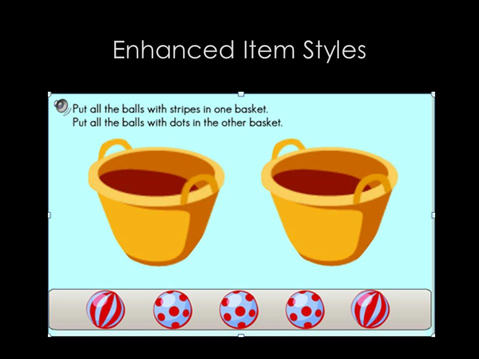 Enhanced Item Styles