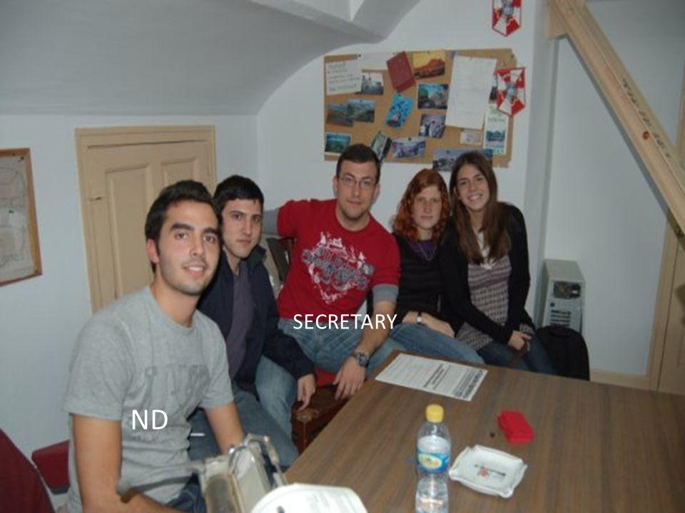 SECRETARY ND