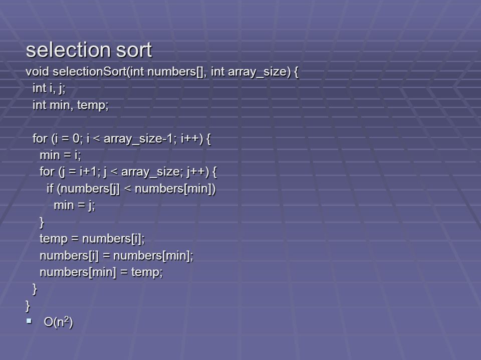 Merge Sort (13/13) Variation: Natural merge sort : Variation: Natural merge sort : We can modify merge_sort to take into account the prevailing order within the input list.