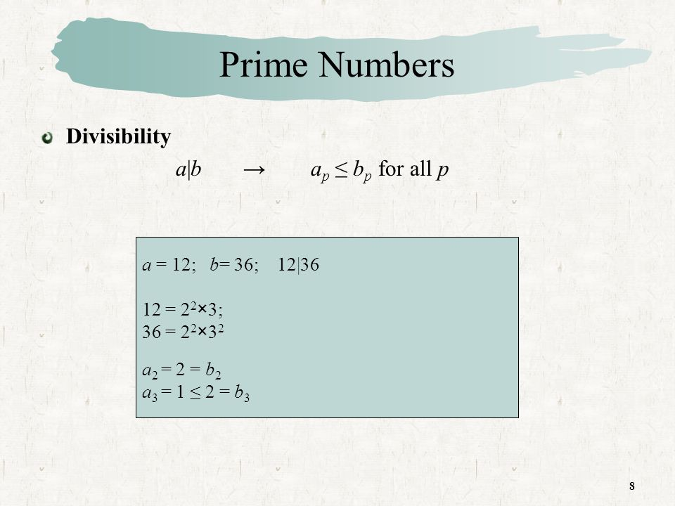 29 Fermats and Eulers Theorem An alternative form of this corollary is directly relevant to RSA.