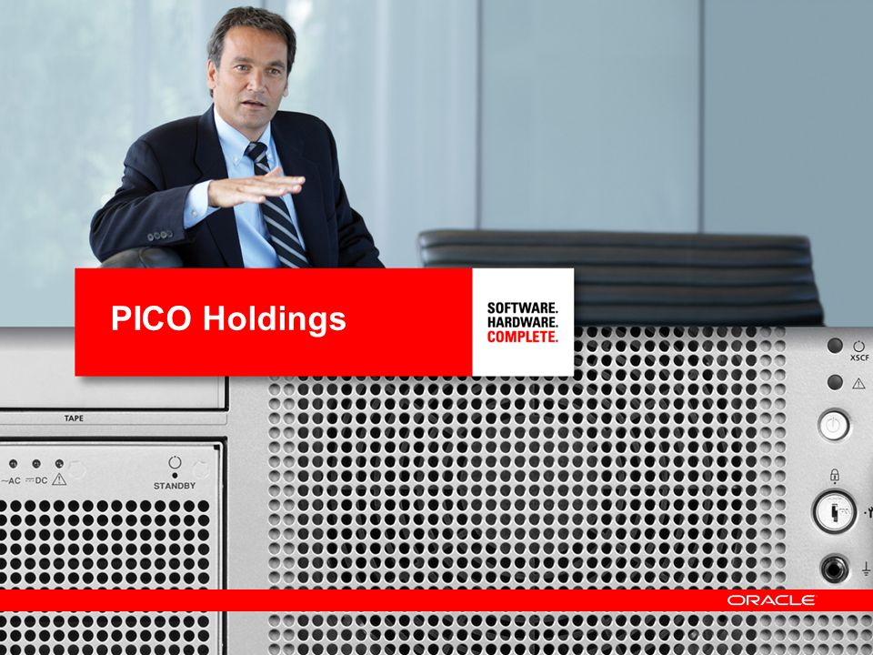 34 PICO Holdings