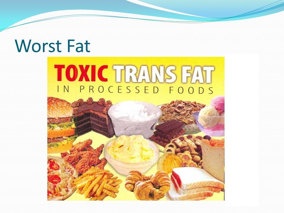 Worst Fat