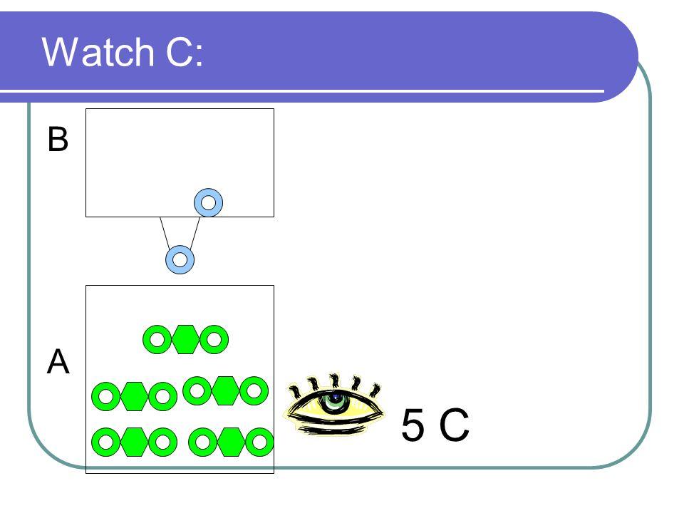 Watch C: B A 5 C